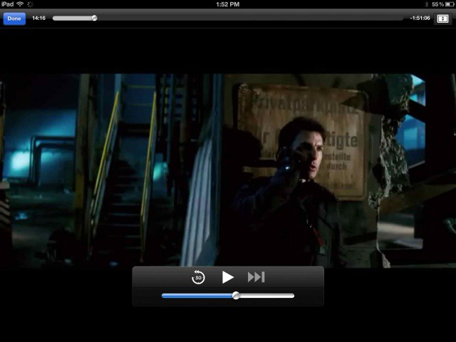 Video playback in Amazon Instant Video on the iPad? Heck yes!