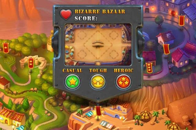 You may be able to finally beat Bizarre Bazaar.
