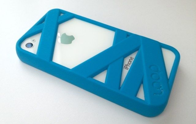 Have you ever seen a prettier silicone case?