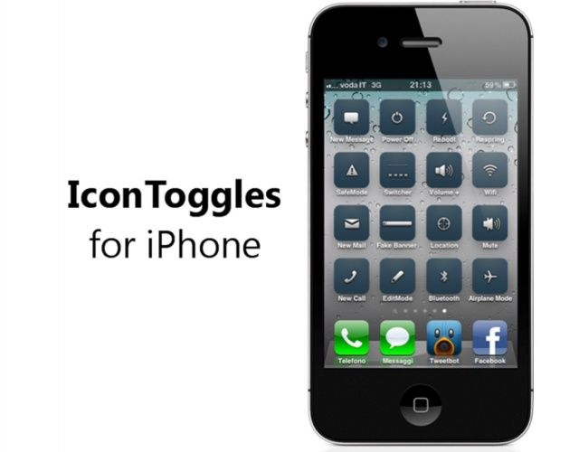 The quickest way to toggle settings on your iPhone.