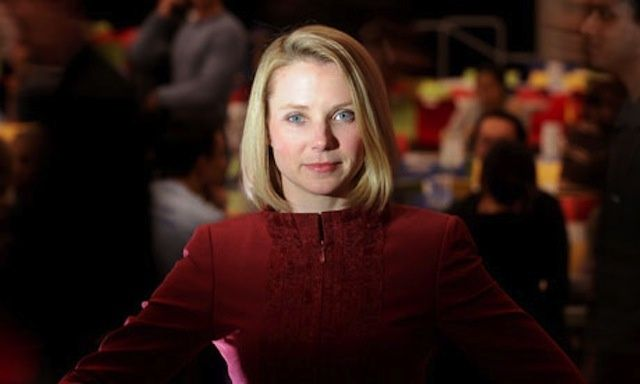 Does it really matter if Marissa Mayer wants  everyone at Yahoo to use an iPhone?