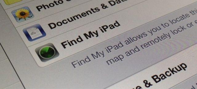 Find-My-iPad