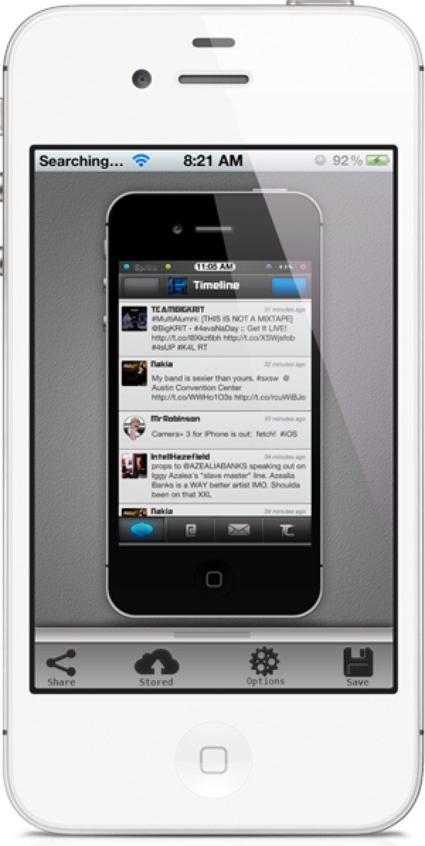 PreviewMaker App Adds iPhone Frames To Your iOS Screenshots ...