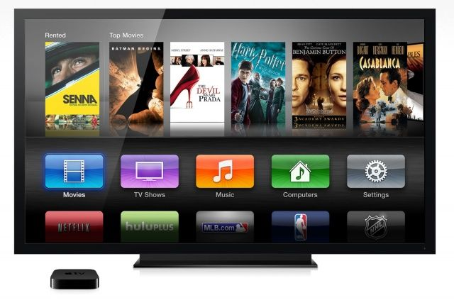 Will the current Apple TV simple evolve, or is Apple working on something much bigger?