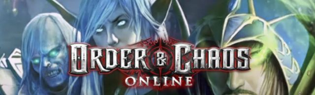 The perfect reason to give Order & Chaos Online another go.