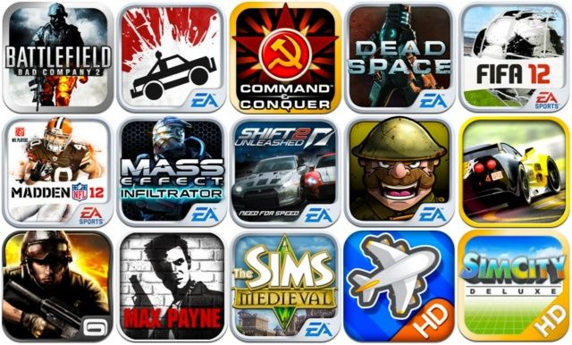 EA, Gameloft, Rockstar & More Slashing Prices To Just $0 99