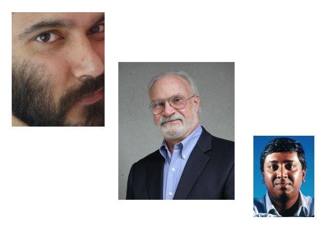 Karan Singh, Paul Bressler, and Ravin Balakrishnan