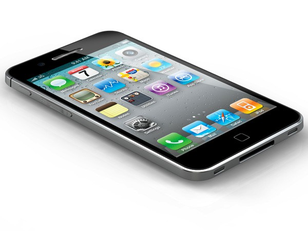curved glass iPhone concept