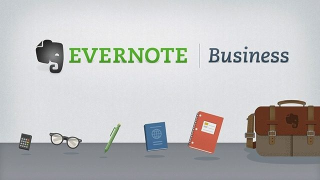 Evernote finally expands to offer true business and enterprise features.