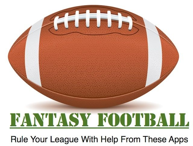 A fantasy draft can make or break a fantasy football season, these apps help you develop the best draft strategy so you can dominate your league.