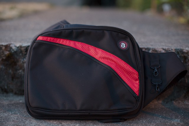 iBackflip's Somersault Slim bag for the iPad