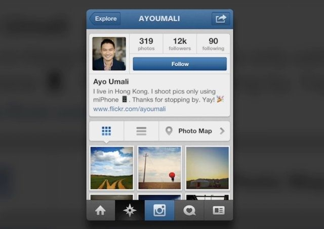 Instagram 3 0 Launches Today With Big Ui Changes And New Photo Maps Feature