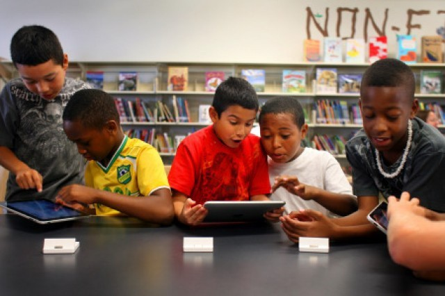 Schools are adding Apple technology, but many don't integrate it well into the classroom.