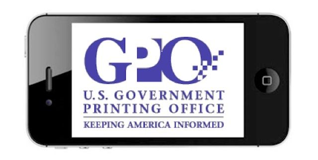 The U.S. Government Printing Office now offers reports, documents, and ebooks via Apple's iBookstore.
