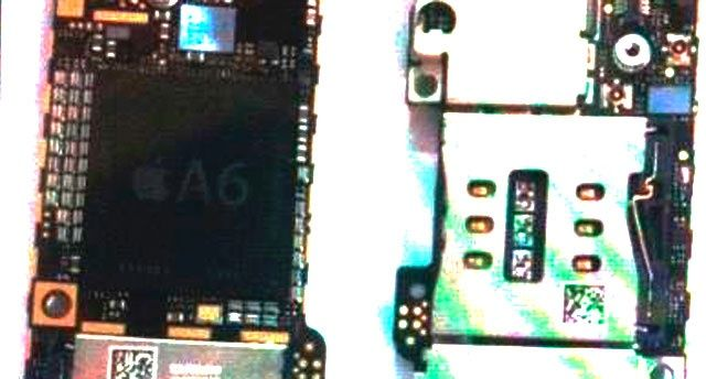 Is that an A6 chip I see?