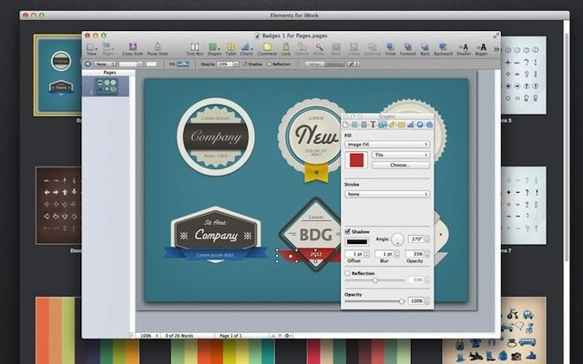 Jumsoft's latest clipart and pattern pack delivers plenty of impact.