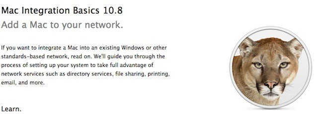 Following the launch of Mountain Lion, Apple has started rolling out Mountain Lion IT certifications.