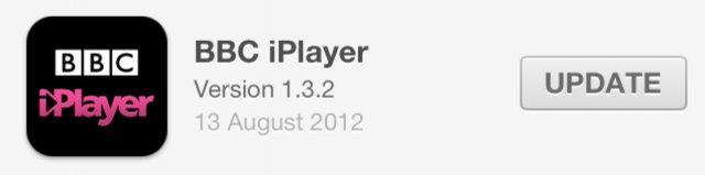 BBC iPlayer is finally Retina-ready for the new iPad.