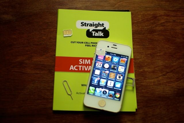 Straight Talk is the real deal: fantastic coverage, blazing fast 3G speeds and no monthly contract.