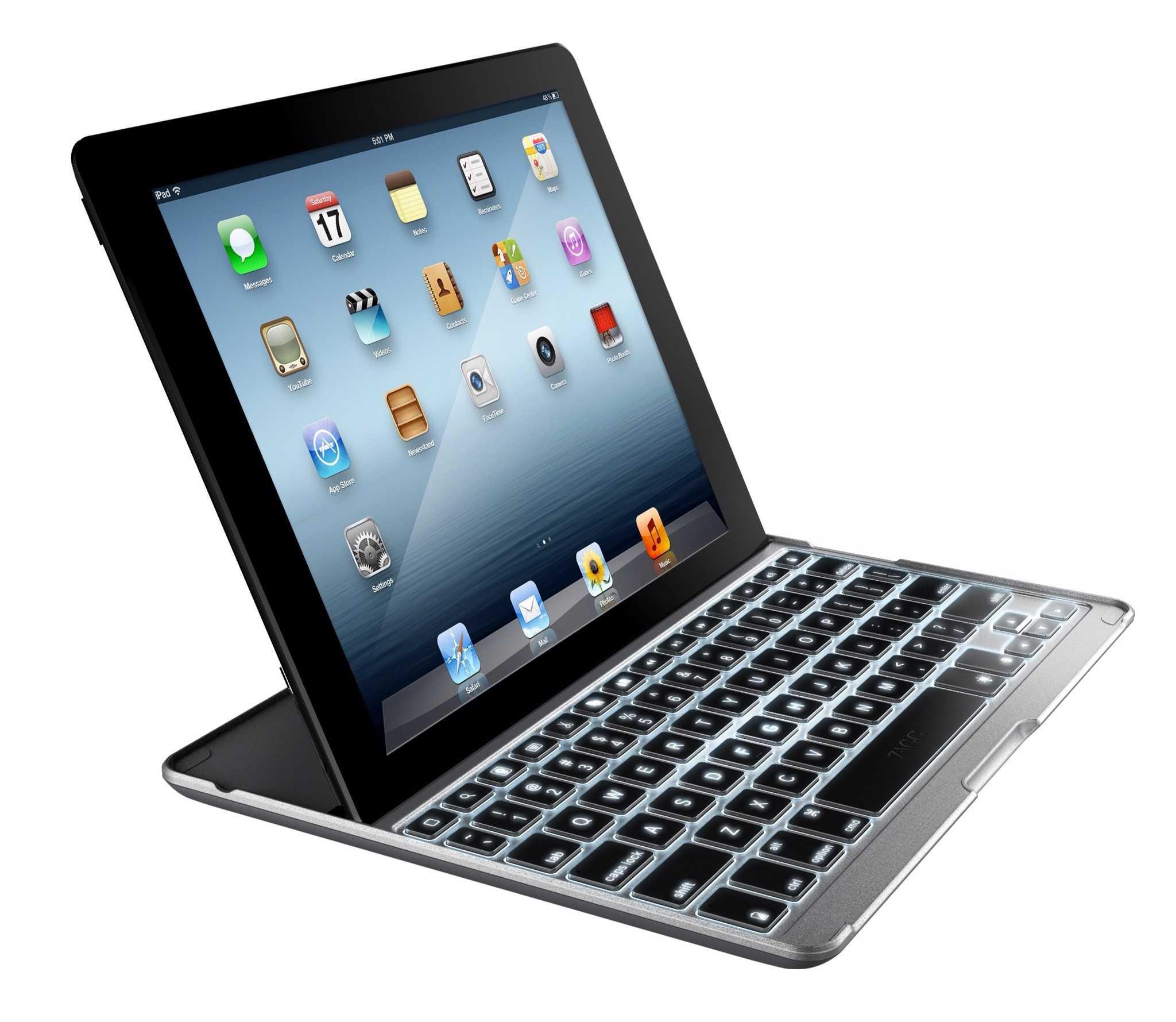 Zagg Tastatur Ipad Air