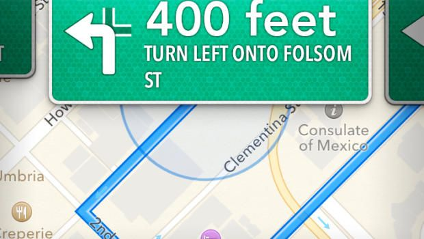 Siri can give turn-by-turn directions in iOS 6, and that's because Google refused to.