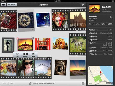 Camera+-iPad