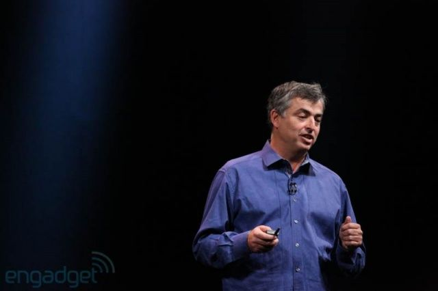 Home Sharing coming back to iOS 9, says Apple's Eddy Cue.