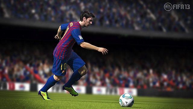 FIFA 13 promises