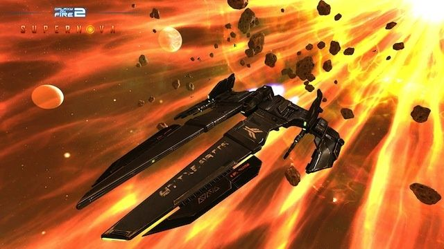 Prettiest Space Game On iOS, Galaxy On Fire 2, Releases Supernova ...