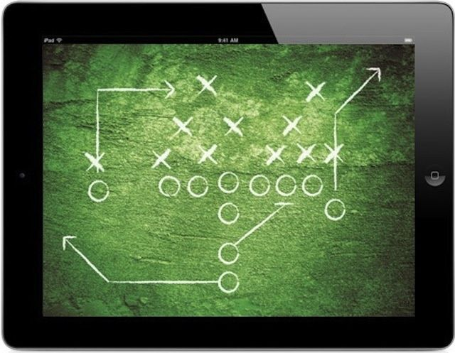 The right tools and apps make the iPad a perfect solution for NFL teams.