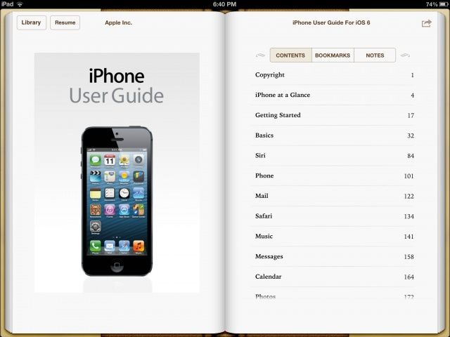 iphone 6 manual apple s iphone 5 user guide tells you everything you need 11358