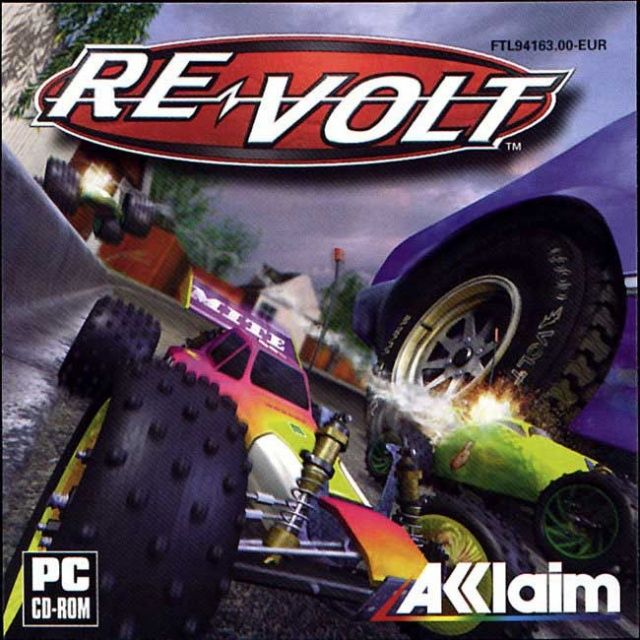 Re-Volt in your pocket?