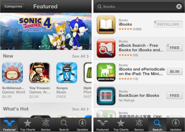 iOS-6-App-Store