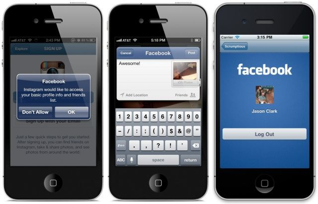 The latest Facebook SDK makes the Facebook on iOS experience even greater.