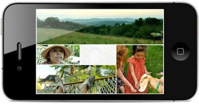 Mixel's latest update lets you send real postcards in the mail.
