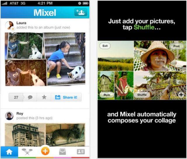 Mixel-iPhone