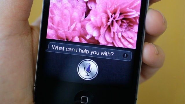 Siri made its debut on the iPhone 4s almost four years ago.