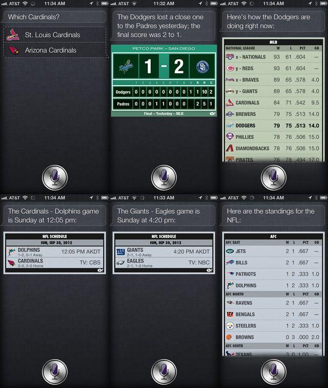 SiriSports