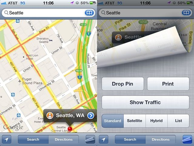Enable Live Traffic Colors In Maps On Your Iphone Or Ipad Ios Tips