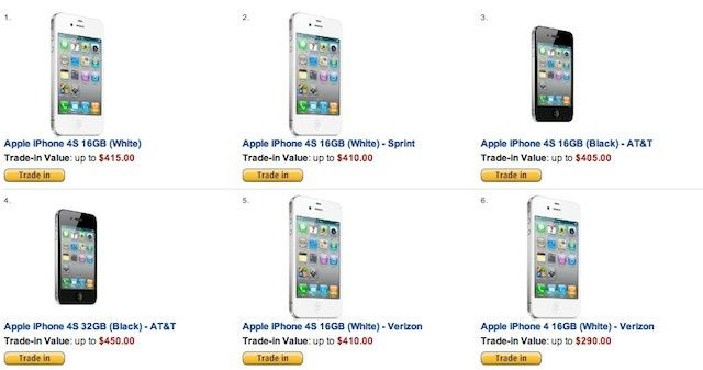 iphone 4s trade in value the best places to sell your iphone to get an iphone 5 1186