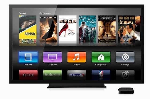 Apple's television is still some way off.