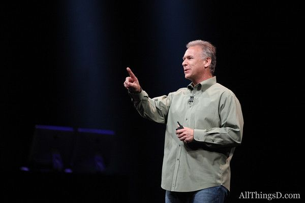 Phil Schiller unveiled the iPhone 5 to the world earlier today.