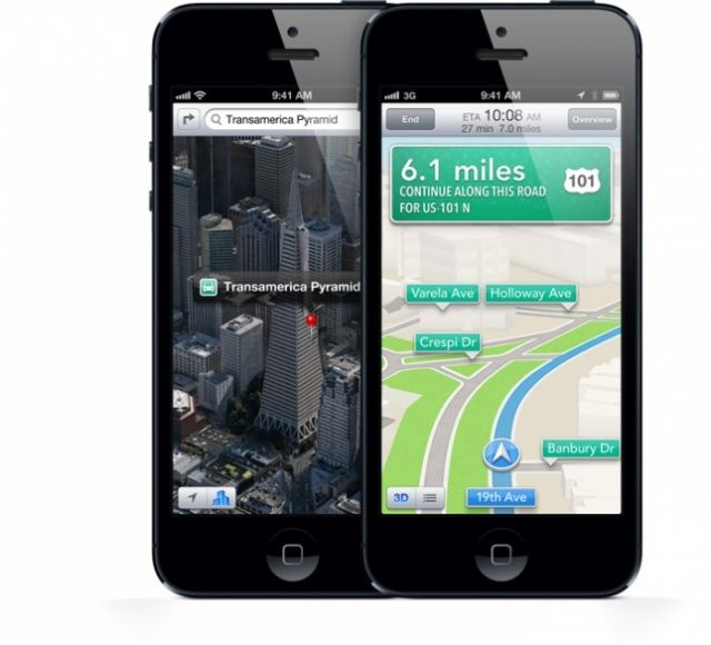 iphone5maps