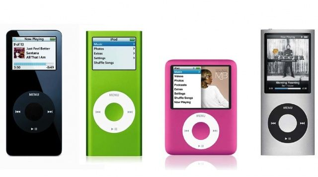 The Ipod Nano A History Of Apple Quirkiest Ipod Gallery Cult Of Mac