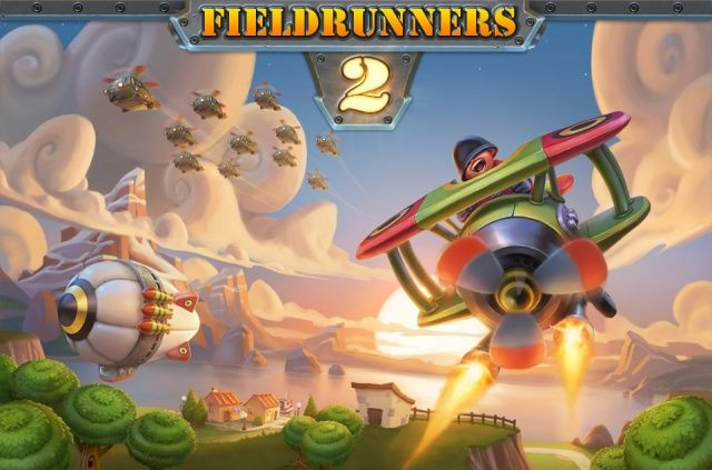 Take a break from iPhone 5 news and get your tower defense on!