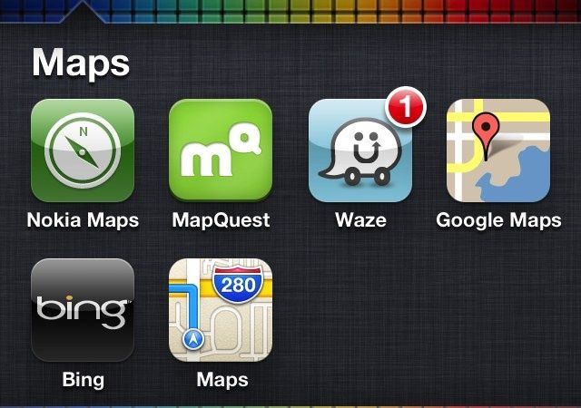 which of apples officially recommended third party mapping apps is best for you round up