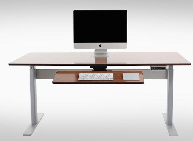 the nextdesk terra standing desk is perfect for health conscious