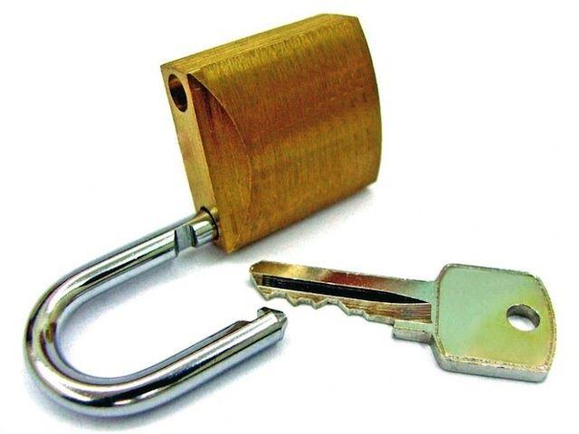openpadlock