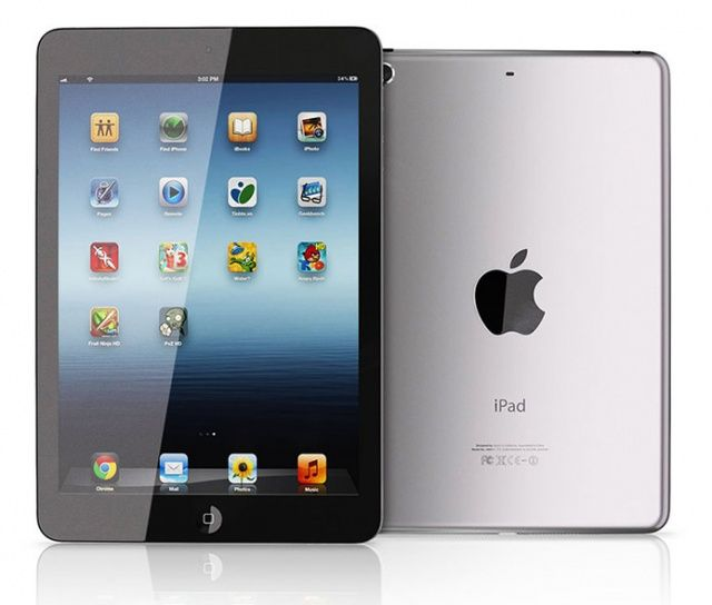 Will the iPad mini become the first iOS device with an IGZO display?