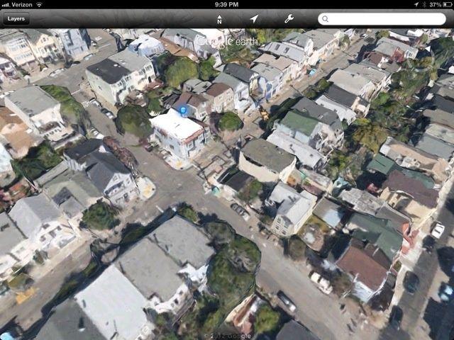 Bernal_Google_Earth